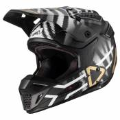 Leatt Gpx 5.5 XL Zebra