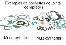 Kit joints complet pour beta 125 tr33/34 1984-89