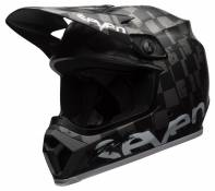 Casque cross Bell MX 9 Seven Checkmate - XL