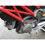Kit fixation tampon ducati monster '09