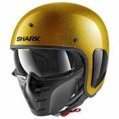 Shark S-drak Blank XS Gold / Black