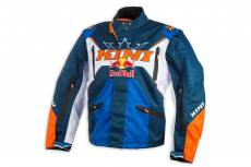 Veste Kini Red Bull Competition bleu marine/orange - M