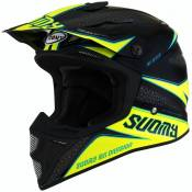 Casque cross Suomy MX SPEED MIPS - TRANSITION - YELLOW 2021