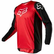 Maillot cross Fox YOUTH 180 - PRIX - FLAME RED