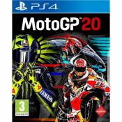 Jeux Video Koch Media MOTOGP20 PLAYSTATION 4