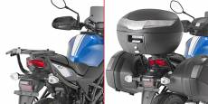 Support de top case Givi Monorack Suzuki SV 650 16-18