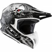 Casque cross HJC RPHA X SEEZE MC5 Gris/Noir- XL