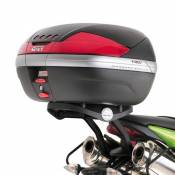 Support de top case Givi Monorack Triumph Street Triple 675 07-12