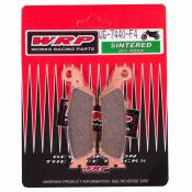 Wrp F4 Off Road Yamaha Front Brake Pads One Size