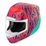 Casque intégral Icon Airmada WildChild orange- 2XL