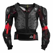 Gilet de protection Acerbis KOERTA 2.0 BLACK RED 2020