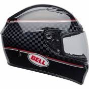Bell Qualifier Dlx Mips M Breadwinner Gloss Black / White