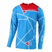 Maillot cross Troy Lee Designs SE Air metric ocean- 2XL