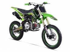 Pit Bike GUNSHOT 125 FX - 17/14 - MONSTER ENERGY - VERT - édition 2018