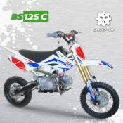 Pit Bike BASTOS BS 125C édition 2018