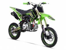 Pit Bike GUNSHOT 150 FX - MONSTER ENERGY - VERT - édition 2018