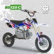 Pit Bike BASTOS BS 125C édition 2017