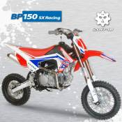 Pit Bike BASTOS BP 150 SX RACING - édition 2018
