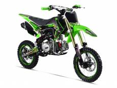 Moto enfant GUNSHOT 125 FX - MONSTER ENERGY - VERT