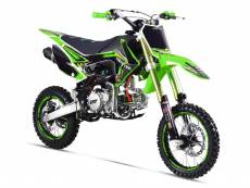 Pit Bike GUNSHOT 150 PRO-F - MONSTER ENERGY - VERT - édition 2018