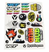 Stickers YCF