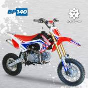 Pit Bike BASTOS BP 140 édition 2018