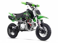 Moto enfant GUNSHOT 88 - MONSTER ENERGY
