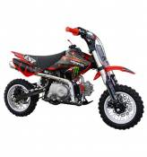 Moto enfant GUNSHOT 50 - MONSTER ENERGY