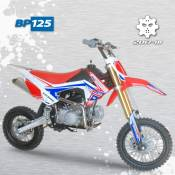 Pit Bike BASTOS BP 125 édition 2018