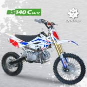 Pit Bike Bastos BS 140C 14/17 édition 2018