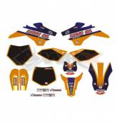 Kit décoration YCF NSTYLE TLD ORANGE