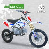 Pit Bike BASTOS BS 125C 14/17 édition 2018