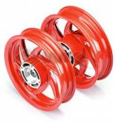 Kit jantes Mobster Vortex YCF supermotard 12' ROUGE
