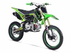 Pit Bike GUNSHOT 140 FX - 17/14 - MONSTER ENERGY - VERT - édition 2018