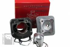 Cylindre culasse RMS Sport 70cc d=47mm Piaggio Typhoon / Stalker
