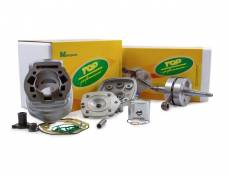 Pack moteur 86cc Top Performances fonte + vilebrequin course 44mm Derbi Euro3 / Euro4
