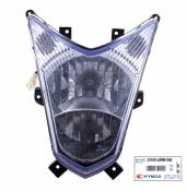 Optique de phare Kymco Agility 2T RS Naked R12 2010-13