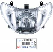 Optique de phare Kymco Vitality 2T 2004-09
