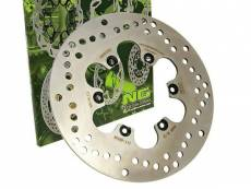 Disque de frein Av/Ar 220mm NG Brake Disc Malaguti Madison / Phantom 125-250cc