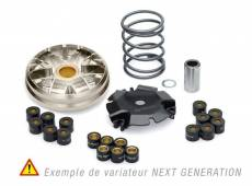 Variateur top racing next generation pour cpi, keeway