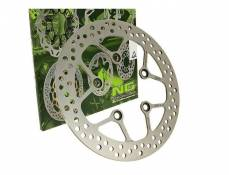 Disque de frein avant 260mm NG Brake Disc Kymco Agility City / People S 50-300