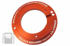 Platine de fixation d'allumage Stage6 pour rotor interne, MBK Nitro / Booster