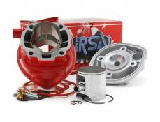 Cylindre culasse Airsal 88cc ''Xtrem'' Course 45mm MBK Nitro / Aerox