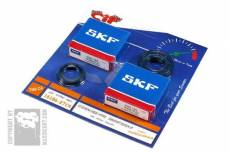 Kit roulements et joints spy de vilebrequin SKF C4 cage Polyamide MBK Nitro / Booster