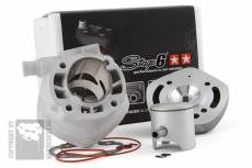 Cylindre culasse Stage6 70cc Racing MKII axe de 10 mm MBK Nitro / Aerox