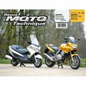 Revue Moto Technique 149.1 Suzuki UH125 Burgman (injection) 07-08 / Ho