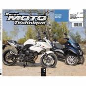 Revue Moto Technique 157.1 Piaggio MP3 400 LT / Yamaha XJ6