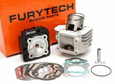 Cylindre Culasse D.47,6 Furytech RS10 GT Aluminium MBK Booster/Stunt A