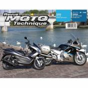 Revue Moto Technique 162 Honda PCX 125 10-11 / Yamaha FJR 1300 A-AS 06