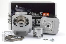 Cylindre culasse Stage6 Sport 70cc MKII MBK Booster / Stunt